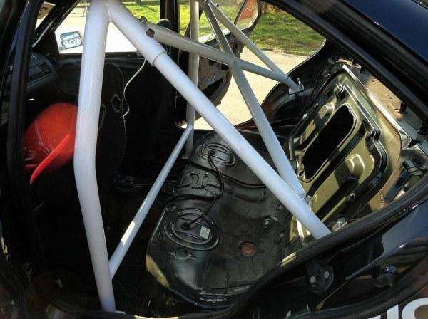 Rollbar Honda Civic VI HB - GRUBYGARAGE - Sklep Tuningowy